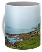 Morning Fog - Maine Coffee Mug