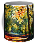 Morning Forest Coffee Mug