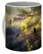 Morning Forest Light Coffee Mug