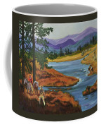 Morning Hunt Coffee Mug