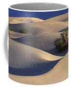 Morning In Death Valley Dunes Coffee Mug
