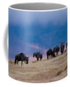 Morning In Ngorongoro Crater Coffee Mug