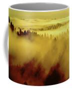 Morning In Spokane Coffee Mug