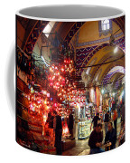 Morning In The Grand Bazaar Coffee Mug