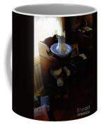 Morning In The Study Coffee Mug