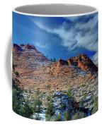 Morning In Zion Coffee Mug