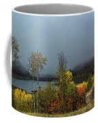 Morning Light And Fog Coffee Mug