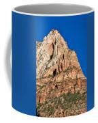 Morning Light In Zion Canyon Coffee Mug