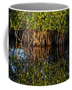 Morning Light Mangrove Reflection Coffee Mug