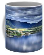 Morning Light On Okanagan Lake Coffee Mug