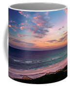 Morning Light On Rosemary Beach Coffee Mug