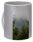 Morning Mist Bluestone State Park West Virginia Coffee Mug