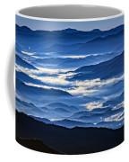 Morning Mist In The Smokies Coffee Mug