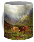 Morning Mists Coffee Mug