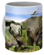 Morning Monarch Coffee Mug