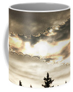 Morning Moon Coffee Mug
