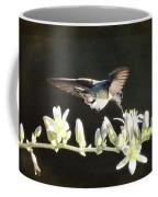 Morning Nectar Flyby  Coffee Mug