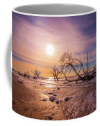 Morning On Boneyard Beach Coffee Mug