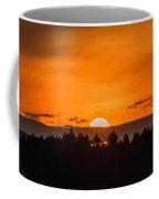 Morning On Fire Coffee Mug