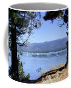 Morning On Lake Tahoe Coffee Mug