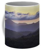 Morning On The Blue Ridge Parkway Coffee Mug