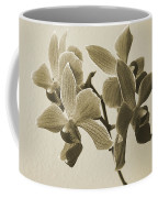 Morning Orchid Coffee Mug by Ben and Raisa Gertsberg