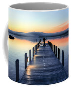 Morning Pier Coffee Mug
