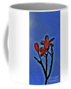 Morning Plumeria Coffee Mug