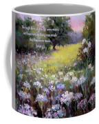 Morning Praises With Bible Verse Coffee Mug
