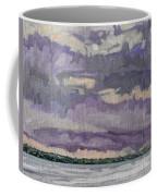 Morning Rain Clouds Coffee Mug