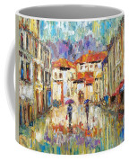 Morning Rain Coffee Mug