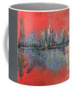 Morning Reflects Illusion Coffee Mug