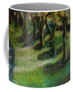 Morning Shadows Coffee Mug