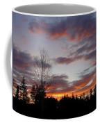 Morning Silhouetted - 1 Coffee Mug