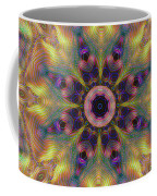 10300 Morning Sky Kaleidoscope 01a Coffee Mug
