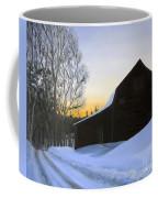 Morning Solitude Coffee Mug