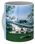 Morning Stillness In Williams Bay, Wi Coffee Mug