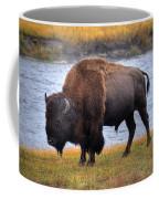 Morning Stroll Along The Madison Coffee Mug