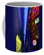 Morning Stroll In Vegas Coffee Mug