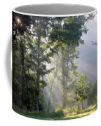 Morning Sun Coffee Mug by Kristin Elmquist
