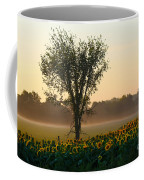 Morning Sunflowers Coffee Mug