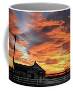 Morning Sunrise 2-14-2011 Coffee Mug