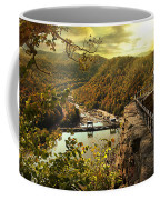 Morning Sunshine Coffee Mug by Lj Lambert