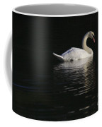 Morning Swan Coffee Mug