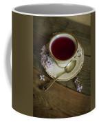Morning Tea With Lilacs Coffee Mug