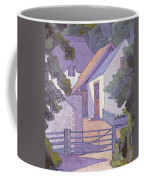 Morning, The South Downs By Robert Polhill Bevan Coffee Mug
