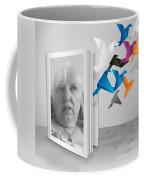 Morning Thoughts Coffee Mug