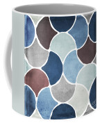 Moroccan Blues  Coffee Mug