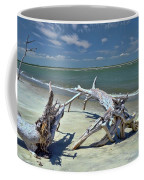 Morris Island Driftwood Coffee Mug