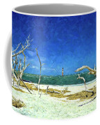 Morris Island Lighthouse 2 Coffee Mug
